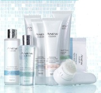anew cleansing brush 2