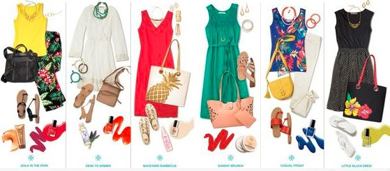 AVON Summer Clothing Collection