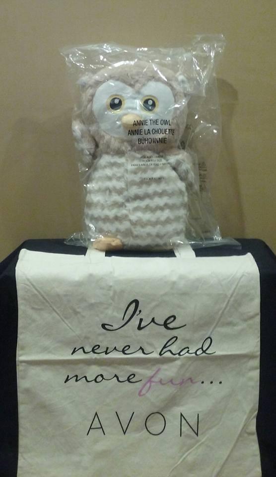 Annie the owl1